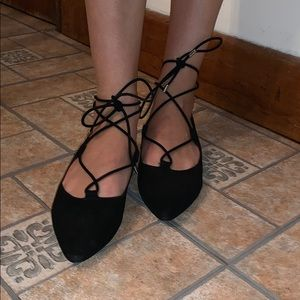 Tie up flats